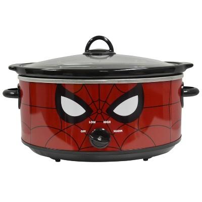 Uncanny Brands - Spider-Man 7qt Slow Cooker