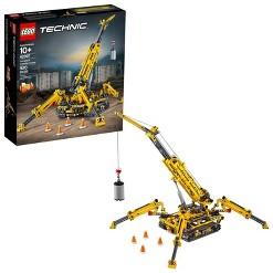 LEGO Technic Compact Crawler Crane 42097 Model Crane Building Kit Construction Toy 920pc