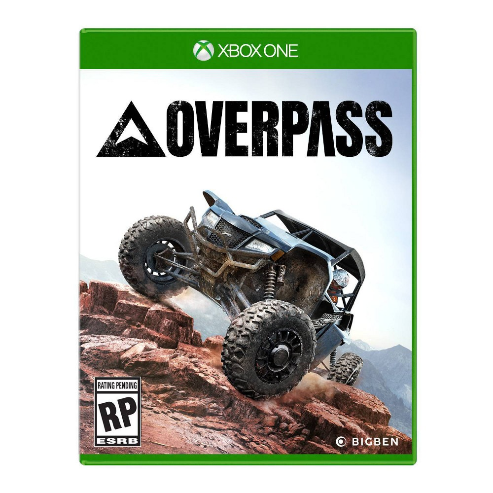 Overpass - Xbox One, video games