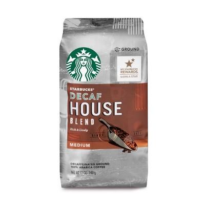 Coffee: Starbucks Ground Coffee