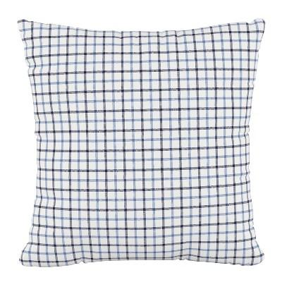 Nash Lapis Outdoor Throw Pillow - Skyline Furniture