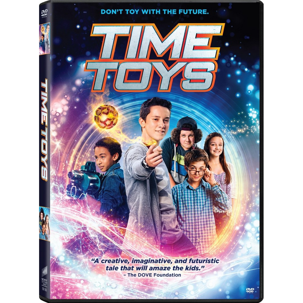 Time Toys (Dvd), Movies