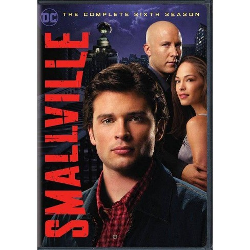 Smallville: The Complete Sixth Season (DVD) - image 1 of 1