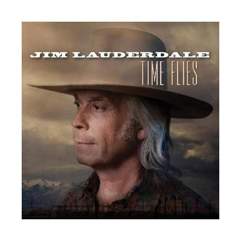 Jim Lauderdale - Time Flies (CD) - image 1 of 1