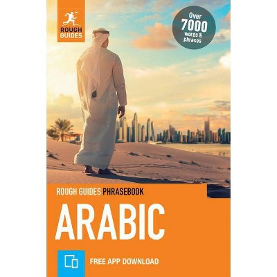 Rough Guides Phrasebook Arabic - (Rough Guides Phrasebooks) 3rd Edition (Paperback)