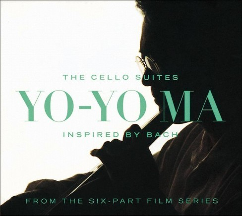 Yo-yo ma - Inspired by bach:Cello suites (CD) - image 1 of 1
