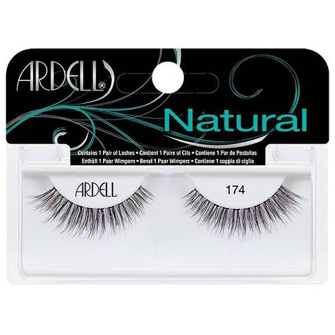 b189404a95f Ardell No.172 False Eyelashes Black : Target