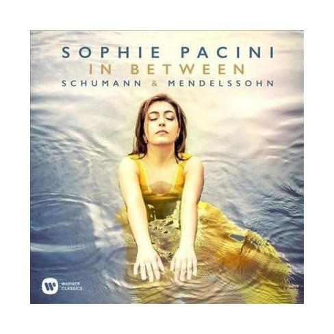 Sophie Pacini - In Between (CD) - image 1 of 1