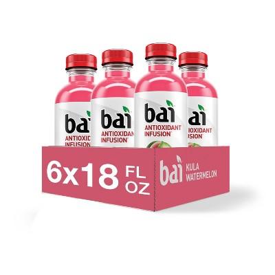 Bai Kula Watermelon Antioxidant Water - 6pk/18 fl oz Bottles