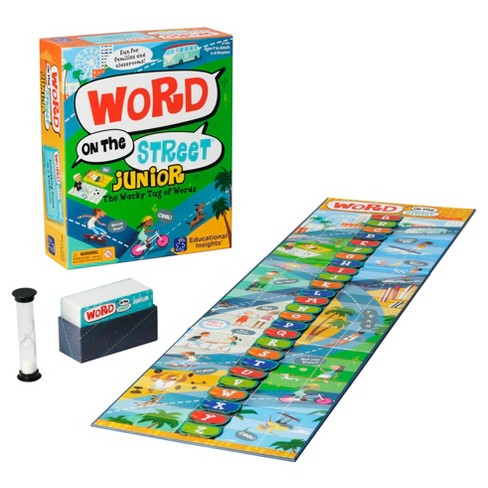 Educational Insights Word on the Street Junior Game - image 1 of 7