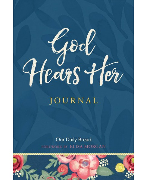 God Hears Her Journal -  (Paperback) - image 1 of 1