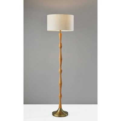 Eve Floor Lamp Natural - Adesso