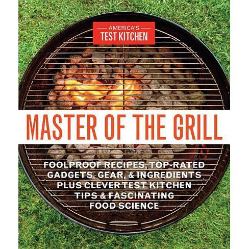 Master of the Grill (Paperback) by America's Test Kitchen - image 1 of 1