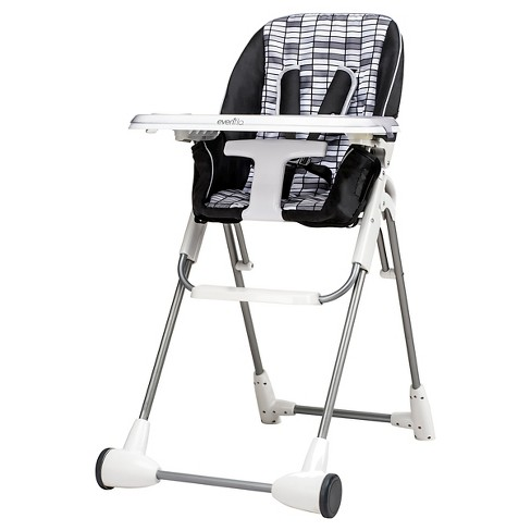 Evenflo® Symmetry High Chair - Logan - image 1 of 8