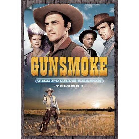 Gunsmoke: The Fourth Season, Volume 1 (DVD)