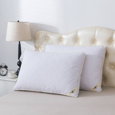 Standard Feather & Loom Bed Pillow - St. James Home