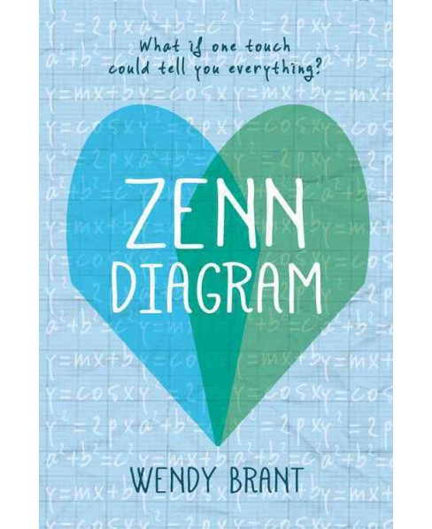 Zenn Diagram -  by Wendy Brant (Hardcover) - image 1 of 1