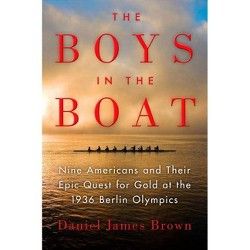 The Boys in the Boat - by  Daniel James Brown (Hardcover)
