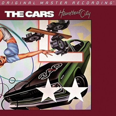 Cars - Heartbeat City (CD) - image 1 of 1
