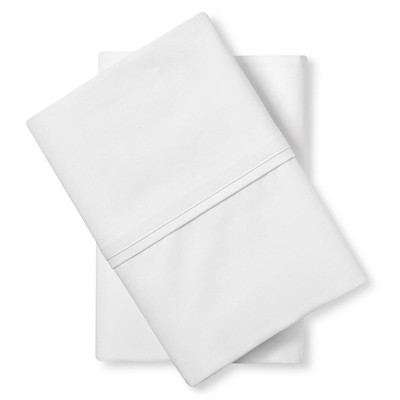 Tencel Pillowcase Set (Standard)White - Fieldcrest™