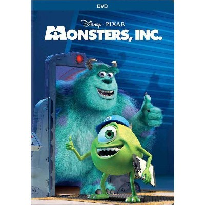 Monsters, Inc. (dvd_video)