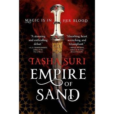 Empire of Sand - (Books of Ambha) by  Tasha Suri (Paperback)