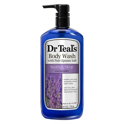 Body Washes & Gels: Dr Teal's
