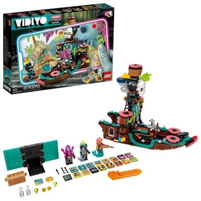 LEGO VIDIYO Punk Pirate Ship 43114 Building Kit