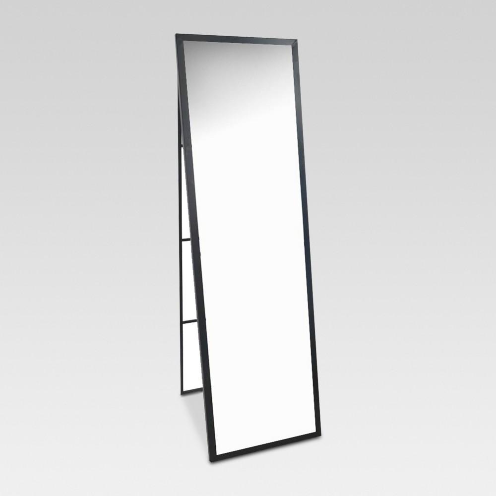 Image of Floor Mirror - Black - Project 62
