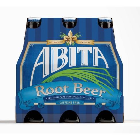Abita Root Beer Soda - 6pk/12 fl oz Glass Bottles - image 1 of 2