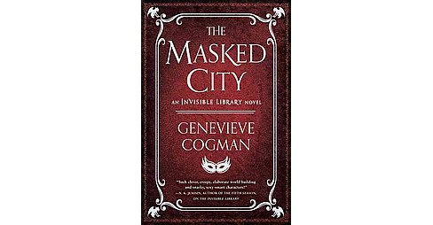 Masked City (Reprint) (Paperback) (Genevieve Cogman) - image 1 of 1