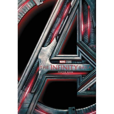Marvel's the Infinity Saga Poster Book Phase 2 - by  Various (Paperback)