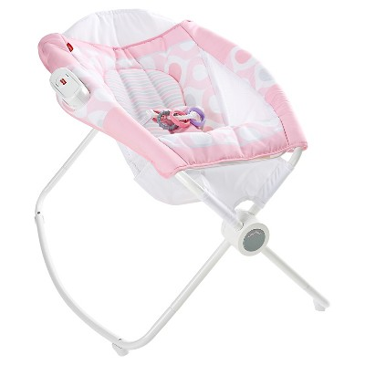Fisher-Price Rock N Play Sleeper Natural Girl