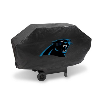 NFL Carolina Panthers Deluxe Grill Cover