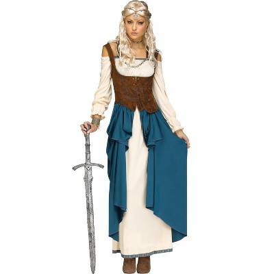 Fun World Renaissance Woman Adult Costume