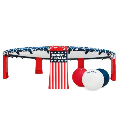 Spikeball Stars and Stripes Lawn Roundnet Sport Set