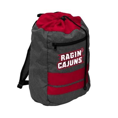 NCAA Louisiana Ragin' Cajuns Journey Drawstring Backpack