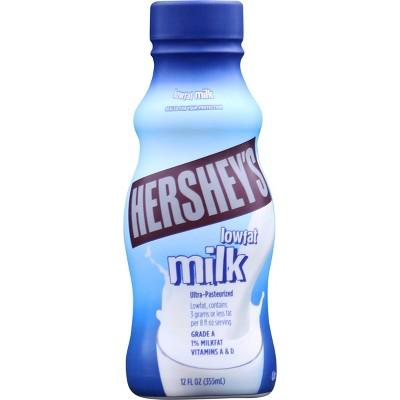 Hershey's 1% Milk - 12 fl oz