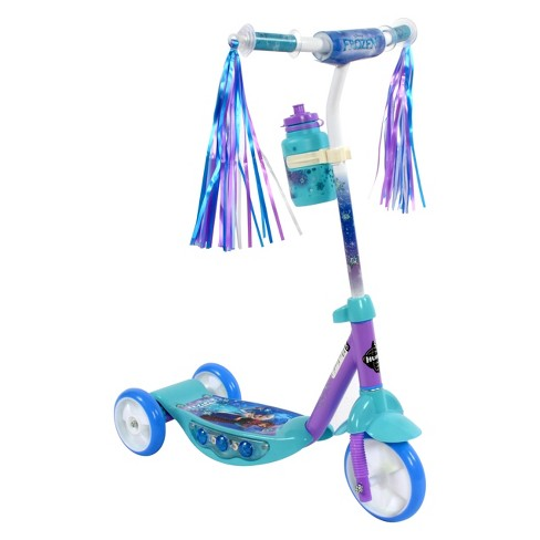 "Huffy Disney Frozen Scooter 6"" - Blue - image 1 of 3"