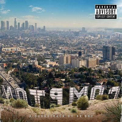 Dr. Dre - Compton [Explicit Lyrics] (CD)