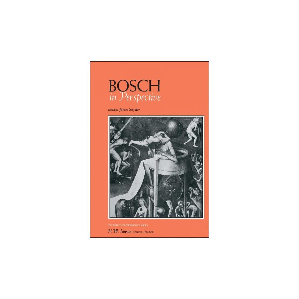 Bosch in Perspective (Paperback) (James Snyder)