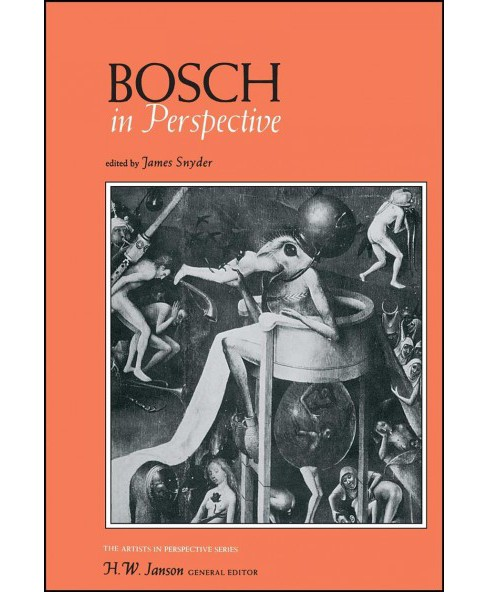 Bosch in Perspective (Paperback) (James Snyder) - image 1 of 1