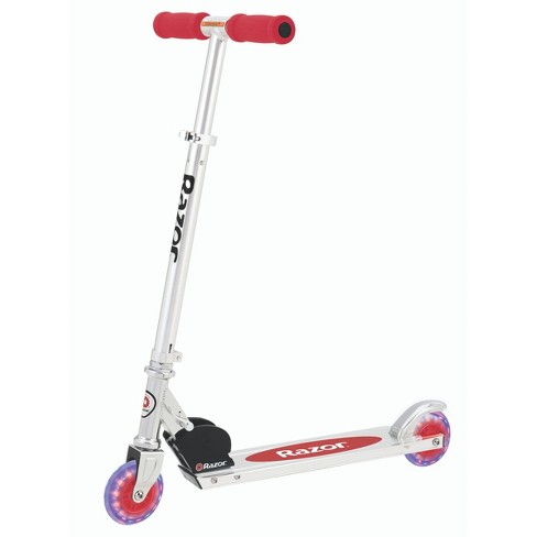 Razor A Kick Scooter with LED Lights - image 1 of 4