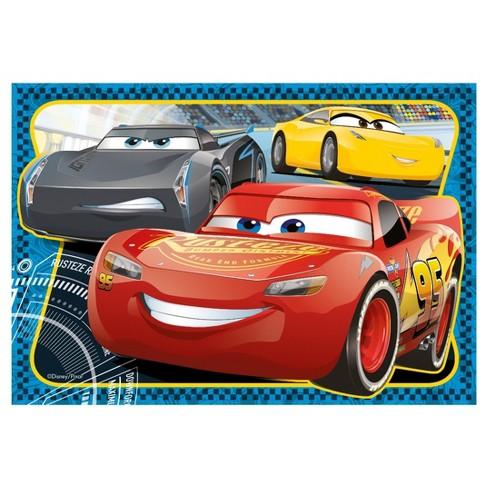 8030ab9646f Ravensburger Disney Cars 3: 2pk I Can Win! Puzzles 48pc : Target