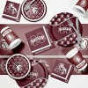 20ct Mississippi State Bulldogs University Cocktail Beverage Napkins - NCAA - image 2 of 2