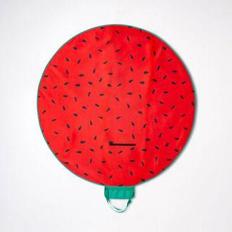 Round Watermelon Picnic Blanket - Sun Squad™