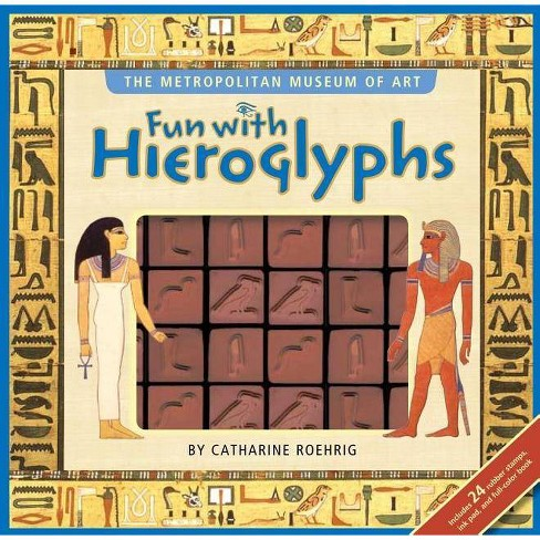 Fun with Hieroglyphs - by  Catharine Roehrig (Paperback) - image 1 of 1
