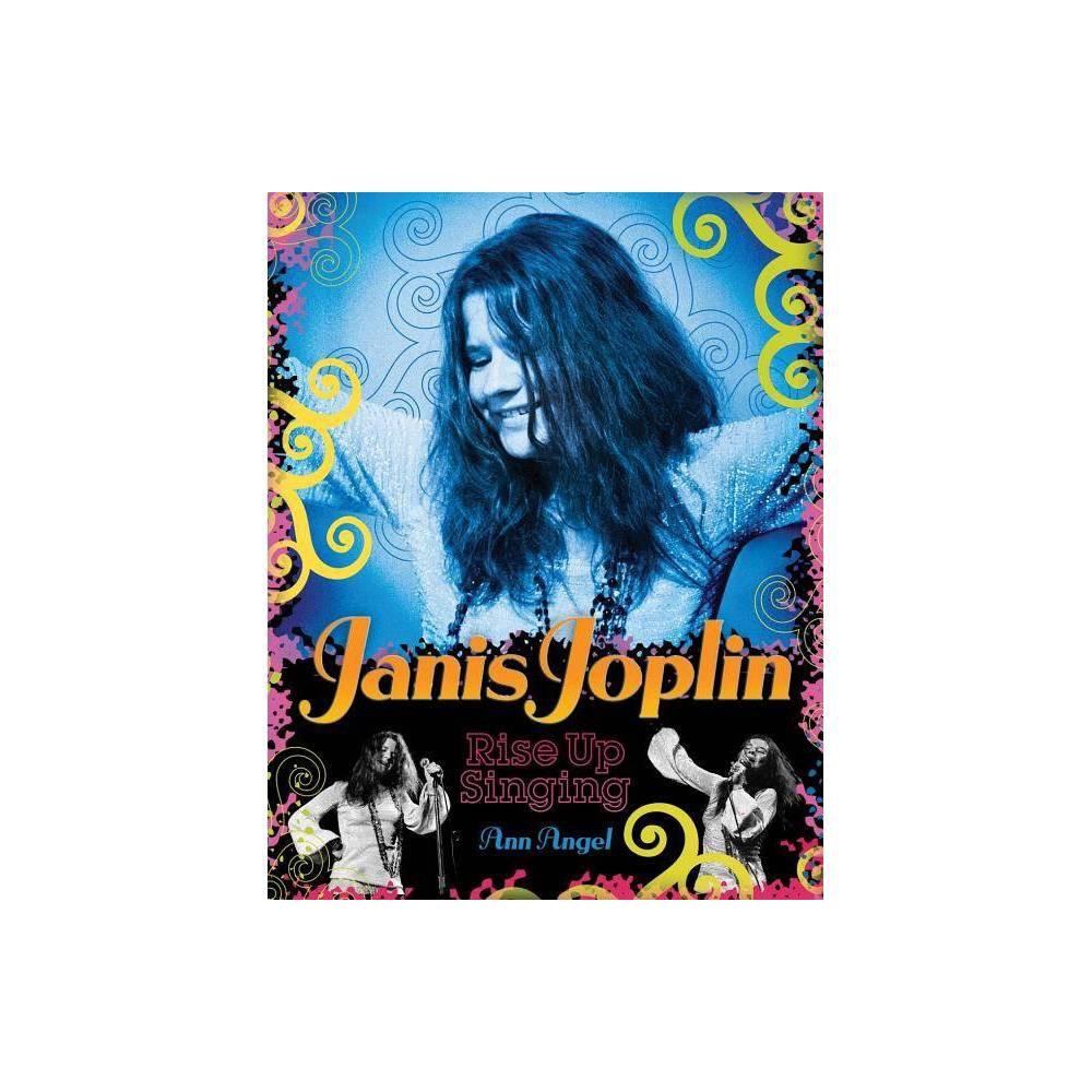 Janis Joplin By Ann Angel Hardcover