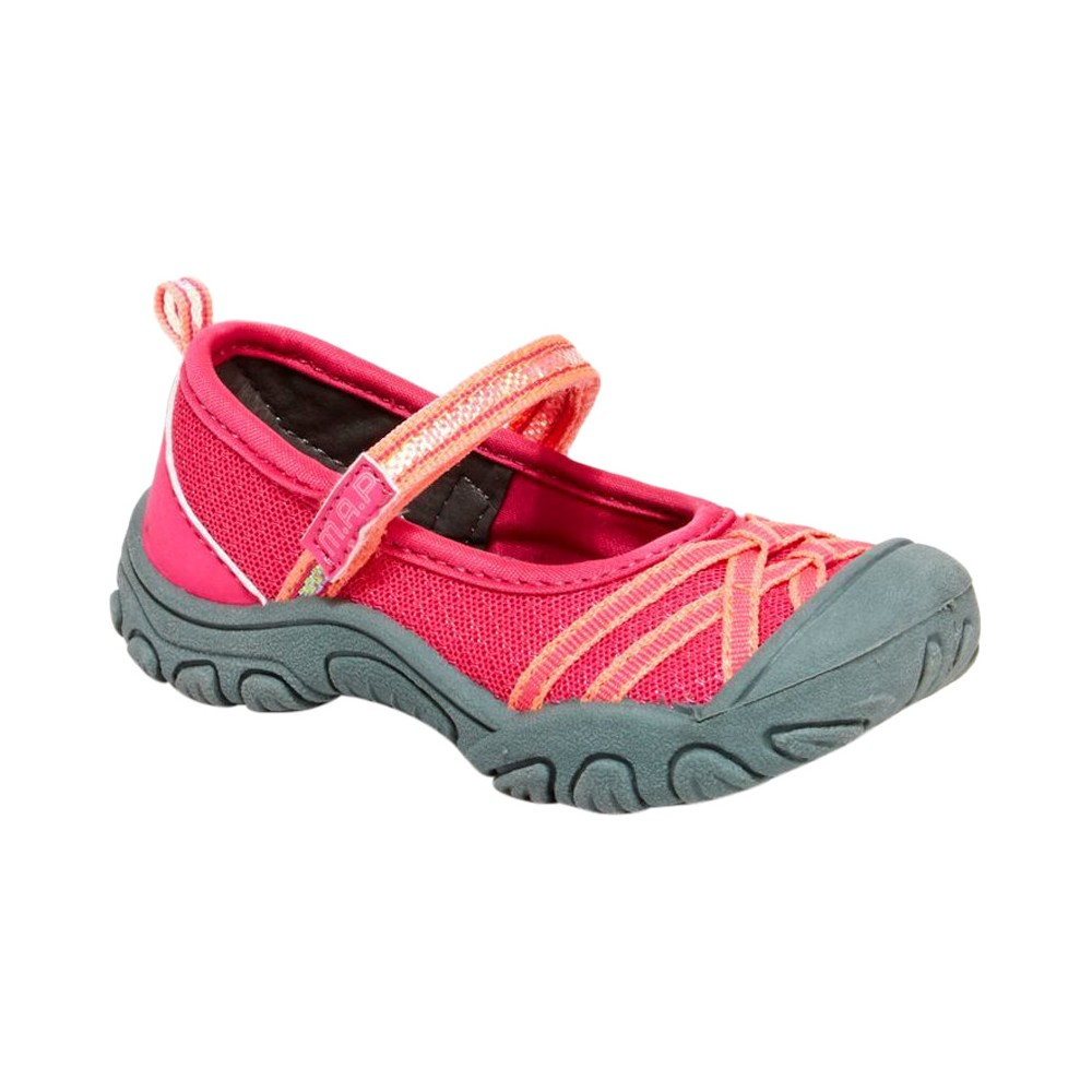 Toddler Girls' M.A.P. Lilith Mary Jane Shoes - Pink 5