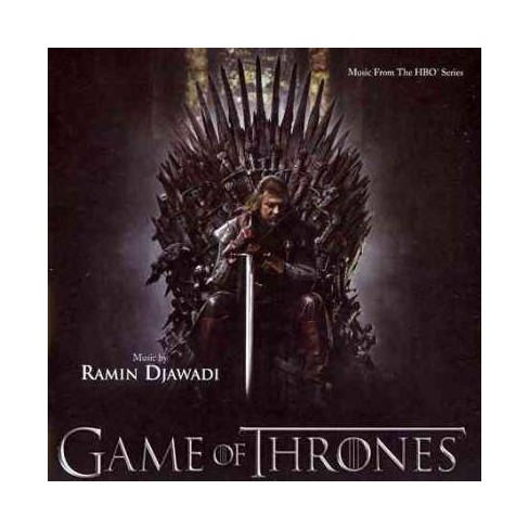 Ramin (Composer) Djawadi - Game Of Thrones: Music From The HBO Series (OSC) (CD) - image 1 of 1